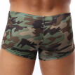 Military Men's Camouflage Boxer Briefs Trunks Underwear Underpant CE/L