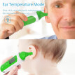 Koogeek Smart Thermometer Infrared Sensor Dual Modes Forehead & Ear Temperature Non-contact Instant Read for Baby Child and Adult