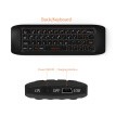 W_2.4G Fly Air Mouse Raspberry PI 3 Wireless Keyboard Remote Control Learning Keyboard Combo for Android Smart TV Box Computer NEW
