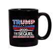 Trump Coffee Mug Trump Pence Keep America Great 2020 MAGA Republican Conservative Gift Red Handle Ceramic Coffee Mug Tea Cup