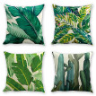 MIARHB Natural Pattern Printing Dyeing Sofa Bed Home Decor Pillow Cover Cushion Cover