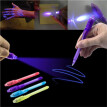 Creative Magic UV Light Invisible Ink Pen Funny Marker Pen For Kids Students Gift Novelty Diy Party Supplies For Home School