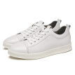 Seven wolves (SEPTWOLVES) men's wild fashion casual white shoes solid color 8393337017 white 38