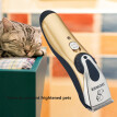 Pet Metal Professional Hair Clipper Electric Cordless Grooming Home Haircut