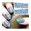 Water Decals Nail Art Transfer Stickers Big Sheet Manicure Decoration