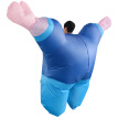 Adults Sailor Man Inflatable Costume Prop Blow Up Inflatable Fancy Dress for Halloween Cosplay Dress Up Party Stage Performance
