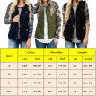 Women Military Anorak Safari Drawstring Loose Fit Vest Sleeveless Utility Jacket Women Ladies Casual Vest Coat