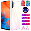 W_P30 Pro Mobile Smart Android 8.1 Phone 6.26 inch 1660*1080 HD LCD Drop Screen 6GB+64GB Smartphone Support Dual SIM Card EU / US