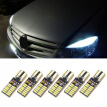T10 5W 12-24V LED Lights Bulb 6000K White Error Free Parts Set For Mercedes W204