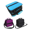 Portable Essential Oil Storage Bag Package High Quality Shockproof Makeup Bag with 42 Small Compartments
