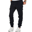 New Spring Autumn Gyms Sweatpants Men's Joggers Trousers Sporting Clothing The High Quality Bodybuilding Pocket