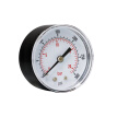 0-300psi 0-20bar Axial Pressure Gauge Barometer Dial Pressure Gauge 1/8 BSPT for Air Water Oil Gas