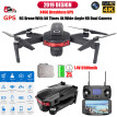 X46G 5G WIFI FPV GPS With 4K HD Camera Brushless Foldable RC Drone Quadcopter