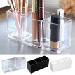 Acrylic Makeup Organizer Cosmetic Holder Makeup Tools Storage Box Brush and Accessory Organizer Box