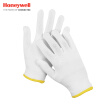 Honeywell 2132202CN work labor gloves wear-resistant line gloves thickened polyester nylon blend extended wristband for men and women 10 pairs