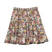 New Women Mini Skirts Summer Beach Boho Skirts Lady Vintage Floral Printed Skirts Girls Casual Female High Waist Retro Loose