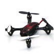 F310B 2.4GHz 4-CH 6-Axis Gyro Mini RC Quadcopter UFO RTF with 2.0MP HD Camera /LED Lights (Black+Red)