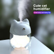 Travel Car Humidifier USB Connection Diffuser Night Light Aromatherapy 3 In 1