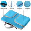 "For MacBook Pro 15.4"" Laptop Sleeve Case Carry Bag Universal Laptop Bag For MacBook Samsung Chromebook HP Acer Lenovo"