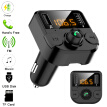 Willstar FM Transmitter Bluetooth Car MP3 Player Hands free Radio Adapter Kit USB Charger