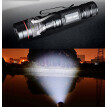 Zoomable XM-L Q5 LED 18650 Flashlight Torch Super Bright Light