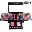 MISS ROSE Makeup Lip Long Lasting 180 Color Waterproof Eye Shadow Set