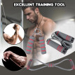 3Pcs / Set Natural Rubber Latex Fitness Re Sistance Bands Exercise Elastic Pul
