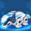 Remote Control Smart Robotic Dinosaur with Telescopic Tongue Electronic Pets Toy