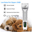 Perfect World Pet Metal Professional Hair Clipper Electric Cordless Hair Grooming Home Haircut