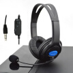 3.5mm Wired Headphone Game Headphones With Microphone Headset for PS4 Sony PlayStation 4 /PC Computer