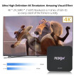Docooler R39X Smart Android TV Box Android 6.0 S905X Quad-Core 1G / 8G UHD 4K 3D Mini PC WiFi VP9 H.265 DLNA Airplay Miracast HD M