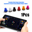 Smart ACC Phone Game Controller Portable Stick Game Controller Joystick for Touch Screen Mobile Phone Tablet