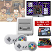 HDMI / AV Mini Retro TV Game Console 8Bit Classic Built-in 621 Games Controller HD two-player mini-game consoles NES