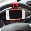 MIARHB New Car Steering Wheel Universal Mount Holder Stand For Cell Phone Gps