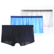 Sexy New Men Mesh Boxer Briefs Pouch Breathable Underwear Size M L XL XXL