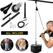 9PC Indoor And Outdoor Lifting Forearm Arm Strength Fitness Equipment