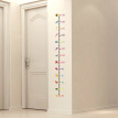 Baby Height Chart Wall Sticker Ruler Kids Room DIY Art Mural Background Decor