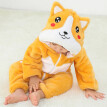 Baby Halloween Costume Animal Party Cosplay Pajamas Boys Girls Romper Outfits