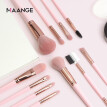Tuscom Mini Makeup Brushes Set Wooden Handle Blush Eye Shadow Foundation Brush 11PC