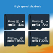 Memory Card Resuable SD Card Universal Mini Flash Memory for Smartphone Portable Ultra Micro Card, 16GB