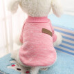 2017 Puppy Clothes Warm Pet Dog Cat Jacket Coat Winter Fashion Soft Sweater Clothing For Small Dogs Chihuahua XS-2XL