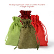 Make & Fill Your Own 1 24 Advent Calendar Vintage Christmas Tree Decoration Bags