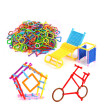 420PCS /800PCS Children's Enlightenment  Plastic Splicing Wisdom Building Blocks