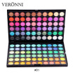 Mnycxen Matte Shimmer Earth Warm Color Eyeshadow Palette Makeup Eye Shadow 120 Colors