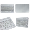 Portable Mini 7Inch Wireless Bluetooth Keyboard Ultra thin Bluetooth Keyboard For Laptop Tablet Smartphone For IPad