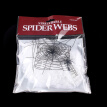 20g/Bag Halloween Decora Spider Web Scary Party Scene Props White Stretchy Cobweb Horror House