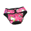 3 PCS Pet Dog Puppy Diaper Sanitary Physiological Pants Female Dog Shorts Panties Menstruation Underwear Size S