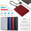 2.5 Inch External Hard Drive USB3.0 SATA3.0 High Speed 6Gbps 500G 1TB 2TB Portable Mobile Solid State Hard Disk