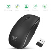 Mini Wireless Bluetooth USB Mouse 2.4Ghz Original Mouse 3 Buttons Optical Ergonomic Computer Mouse For Laptop PC Cordless Mouses