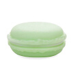 6pcs Candy Color Mini Ring Earring Macarons Bag Storage Box Case jewelry Packaging Display Carrying Pouch
